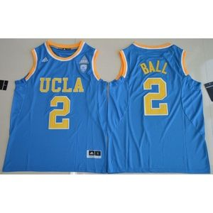 UCLA Bruins Lonzo Ball Blue Jersey